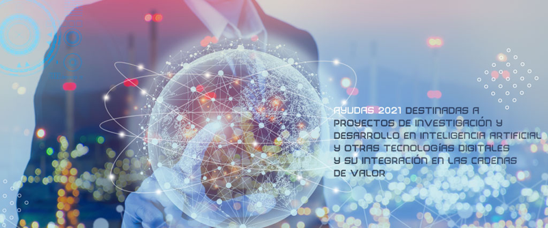 convocatoria de ayudas para proyectos de investigación y desarrollo en tecnologías digitales